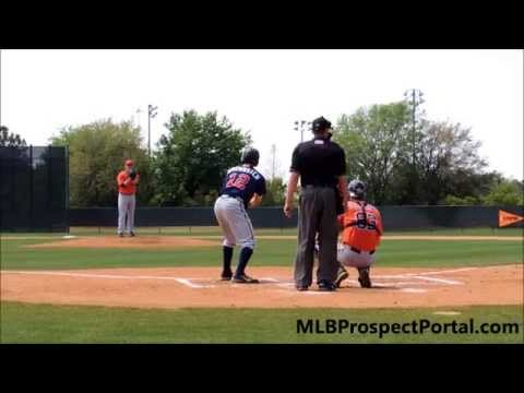 Brett Oberholtzer (Houston Astros) vs. Cory Brownsten (Atlanta Braves)