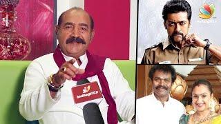 S3: Surya Proves To Be Prefect Cop in Every Angle : Vijayakumar Interview on Singam   Director Hari