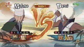 Naruto Storm 4 Dublado PT-BR Mifune