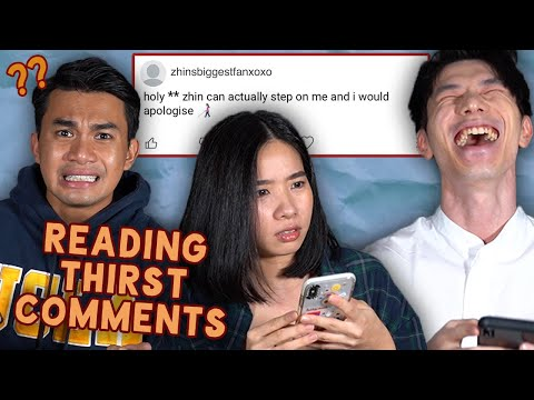TSL Reads Thirst Comments