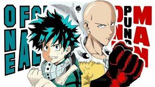 Anime Mix《AMV》Superhero