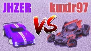 Rocket League   JHZER vs kuxir97   Gold Rush Lan 1v1
