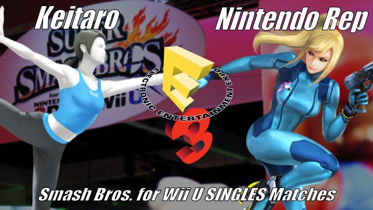 E3 2014 - Keitaro  Wii...