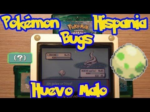 Huevo Malo Pokémon Esmeralda HD [Pokémon Hispania]