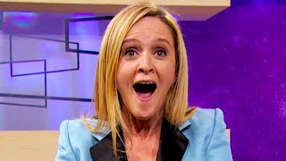 Get Lunch with Samantha Bee on Set   Full Frontal on TBS