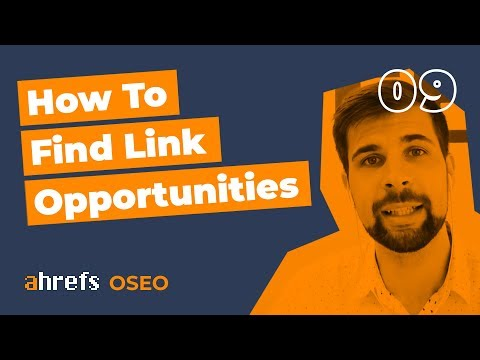 How To Find Sites That Are Highly Likely To Link To You [OSEO-09]