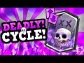 SO FAST! GRAVEYARD CYCLE Deck is INSANE! For Arena 8-11 ft. Adrian Piedra