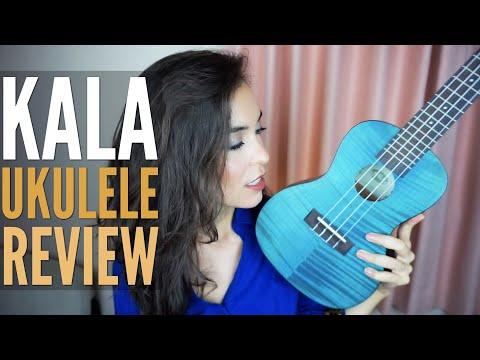 Music Teacher Reviews: Blue Kala KA-CEMB Ukulele!