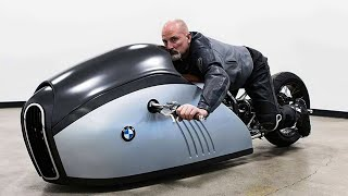 7 BEST FUTURISTIC MOTORCYCLES THAT ACTUALLY EXIST