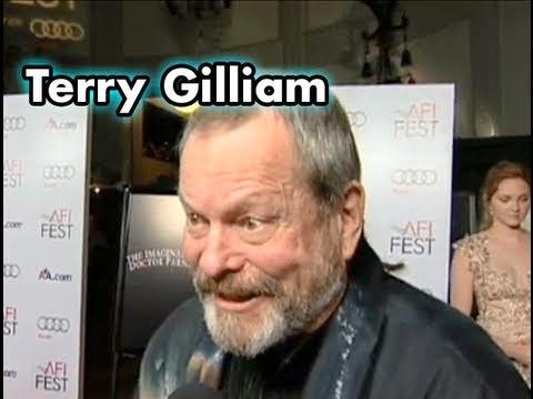Terry Gilliam On Heath Ledger's Final Performance in THE IMAGINARIUM OF DR. PARNASSUS