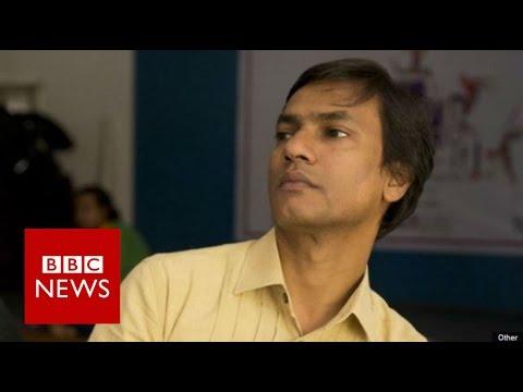Xulhaz Mannan: Bangladesh LGBT editor hacked to death - BBC News