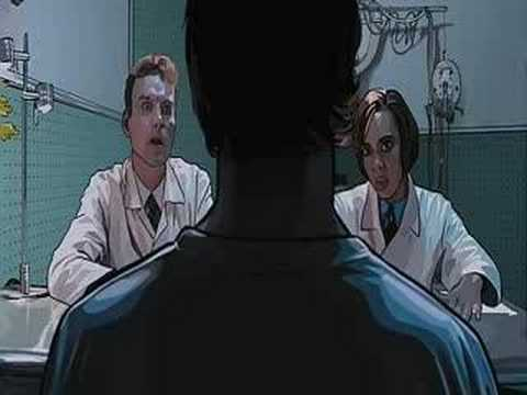 A Scanner Darkly is listed (or ranked) 8 on the list The Best R-Rated Animation Movies