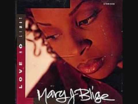 Mary J Blige  Love No Limit