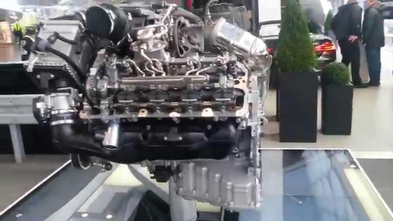 Bmw Twinpower Turbo 8-zylinder Benzinmotor Bmw m Twinpower Turbo 8