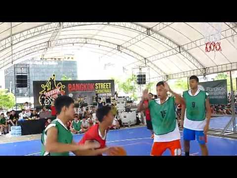Bangkok street basketball 2013 16M กรุงเทพคริสเตียน B 2