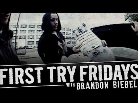 First Try Friday - Brandon Biebel