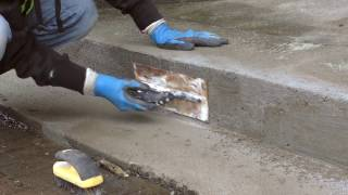 DIY Concrete Stair Repair 3 of 3