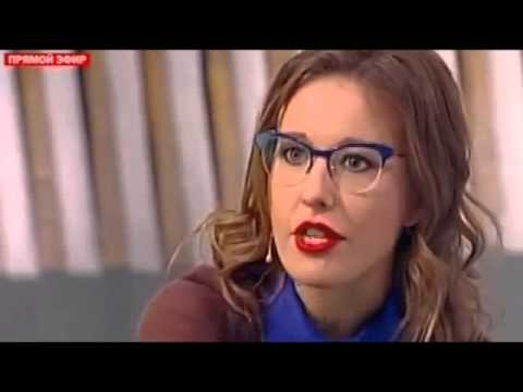 Скандал Ксении Собчак  Список Норкина 08 02 2015