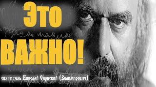 Кто же МЫ по Происхождению?/ Святитель Николай Сербский.