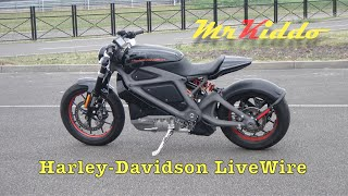 Test Riding the Harley Davidson LiveWire - Electric motorcycle prototype