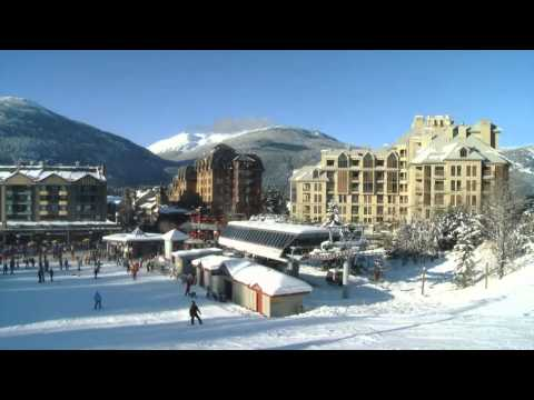 Whistler Shops, Restaurants and Hotels