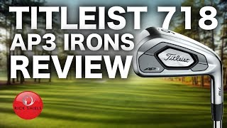 New Titleist Ap3 718 Irons Review