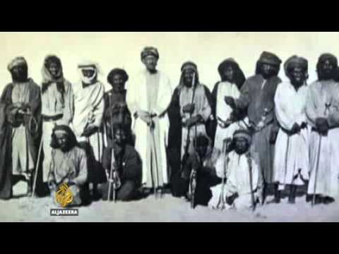 Adventurers recreate 1931 Arabian desert trip on camels