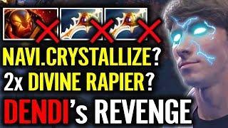 "DENDI vs Na`Vi.Crystallize - Dendi ""Sweet Revenge"" - Dota 2"