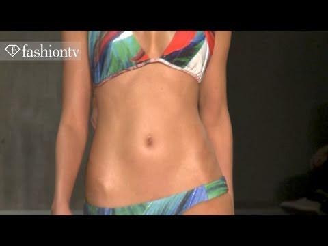 Cintia Dicker  Agua De Coco Bikini Show 2 - Sao Paulo Fashion Week Summer 2012 | Fashiontv - Ftv video