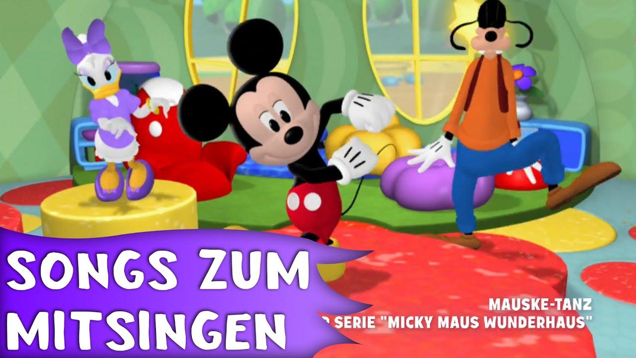 Micky Maus Wunderhaus Wallpaper