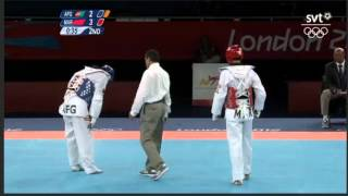 Nesar ahmad bahavi olympic games london 2012