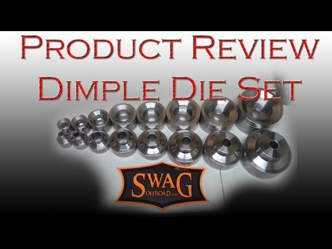 SWAG Off Road Dimple Dies Review