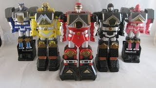 Retro Review: Deluxe Shogun Megazord (Mighty Morphin Power Rangers)