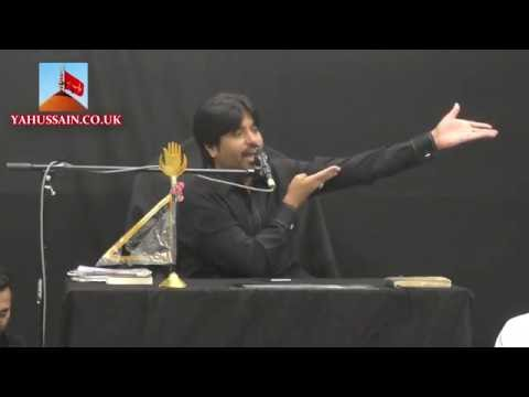 Allama Aqil Raza Zaidi (Lahore) - AGHA - Northampton (UK) - 24th July 2016