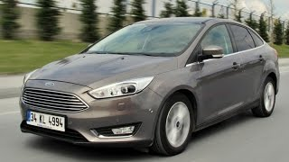 Test - Ford Focus Sedan 1.5 TDCI Powershift