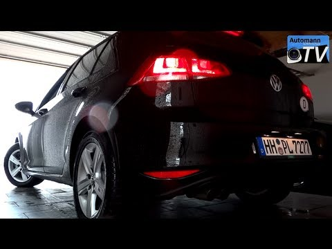2013 VW Golf 7 2.0TDi (150hp) - DRIVE & SOUND (1080p FULL HD)