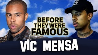 VIC MENSA | Before They Were Famous | XXXTentacion BET Cypher