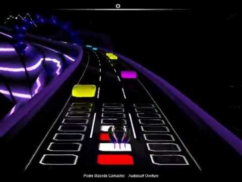 AudioSurf - Steam Winter Objective