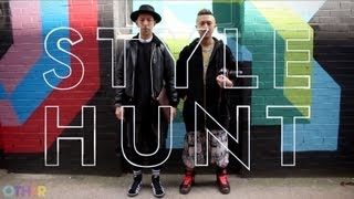 Style Hunt - Shoreditch Street Style