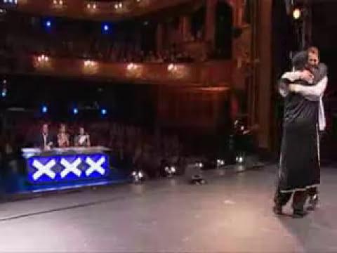 Suleman Mirza - Michael Jackson - Britains Got Talent Signatur (by Zeeshan)