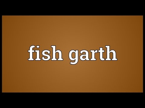 Header of Fish Garth
