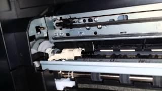 Cannon mx452 alignment fix