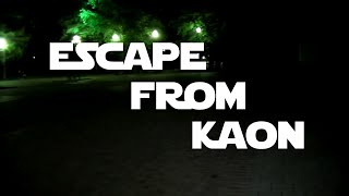 Escape from Kaon