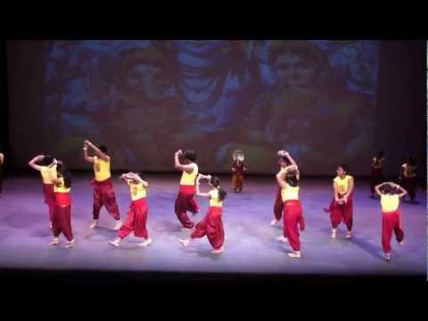 Deva Shree Ganesha Kids Group Dance