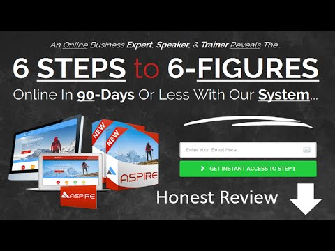 Aspire Business System By Michael Force Honest Review - Is Digital Altitude Legit?