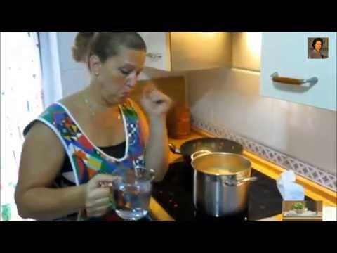 24. Sopa de marisco y pescado con arroz Sept-2013. Subtitulados
