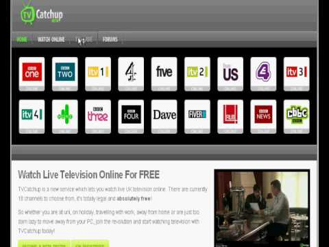 Free TV 18 UK Channels High Quality Streaming
