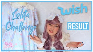 Can I get a full Lolita Coord on Wish and not be ita? [Part 2]