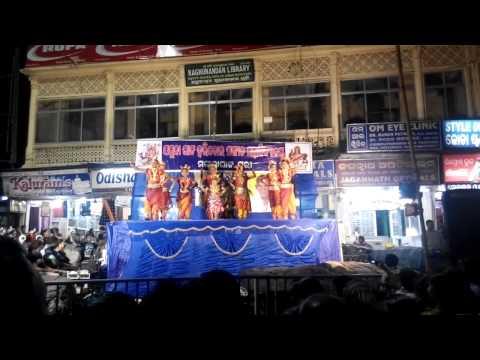 odisha dance at puri