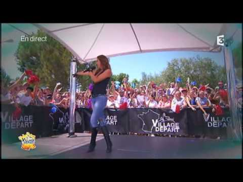 Sabrina Salerno Village Depart 2013 07 16 video